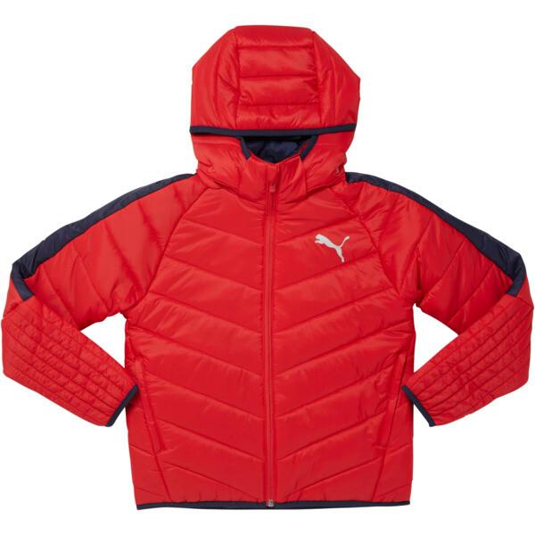 Active Jacket B, Ribbon Red, large