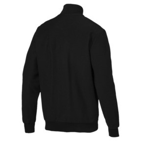 Thumbnail 2 of Athletic premium jacket, Cotton Black, medium