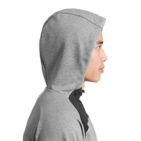 Thumbnail 3 of Modern Sports Hoodie, Medium Gray Heather, medium