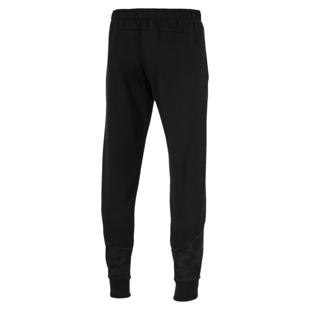Imagen PUMA Pantalones deportivos modernos de polar para hombre #2