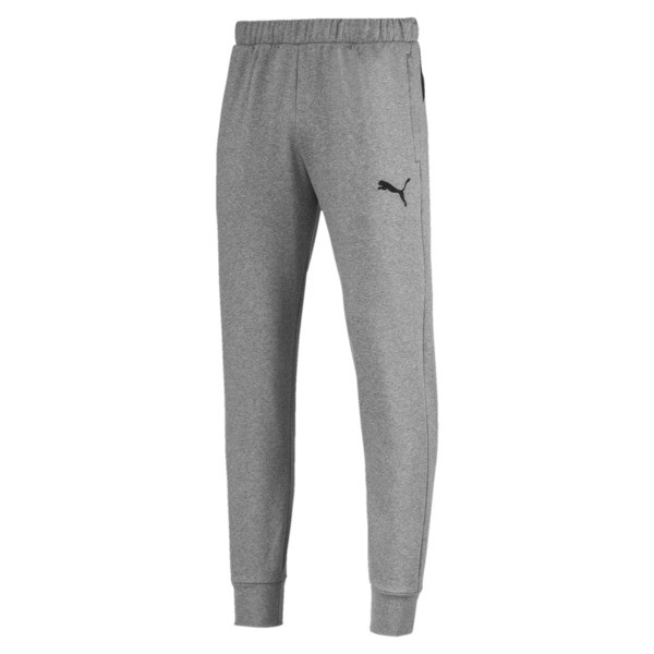 P48 Modern Sports Pants, Medium Gray Heather, large