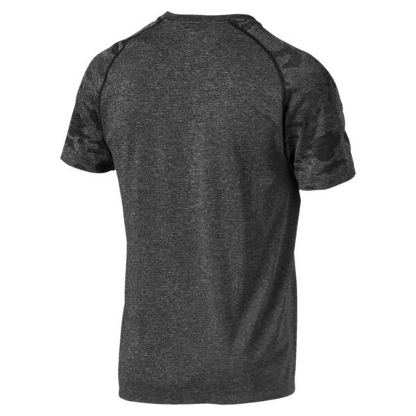 evoKNIT シームレス SS Tシャツ, Puma Black, large-JPN