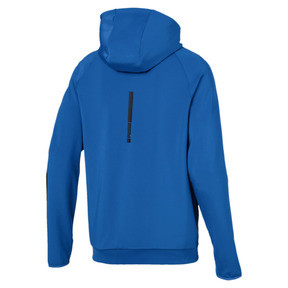 Thumbnail 2 of Tec Sports FZ Hoodie, Strong Blue, medium