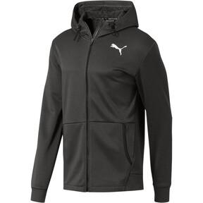 Tec Sports Warm Full-Zip Hoodie