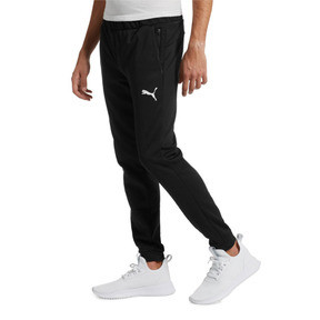 Thumbnail 2 of Tec Sports Warm Pants, Puma Black, medium