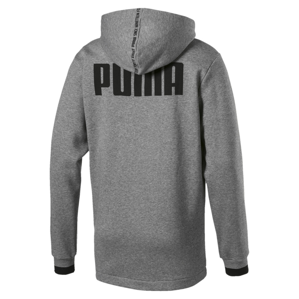 Зображення Puma Толстовка Rebel Block FZ Hoody FL #2