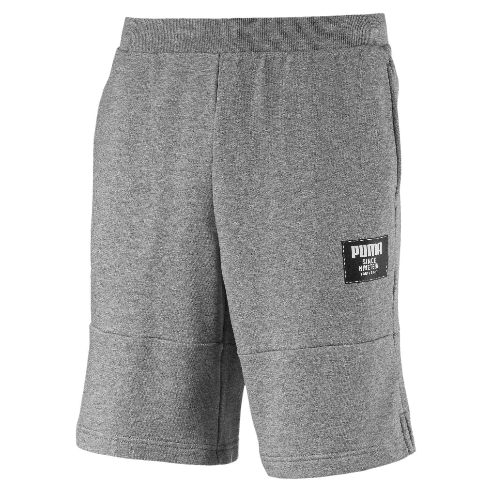 Image Puma Rebel Men's Block Shorts #4