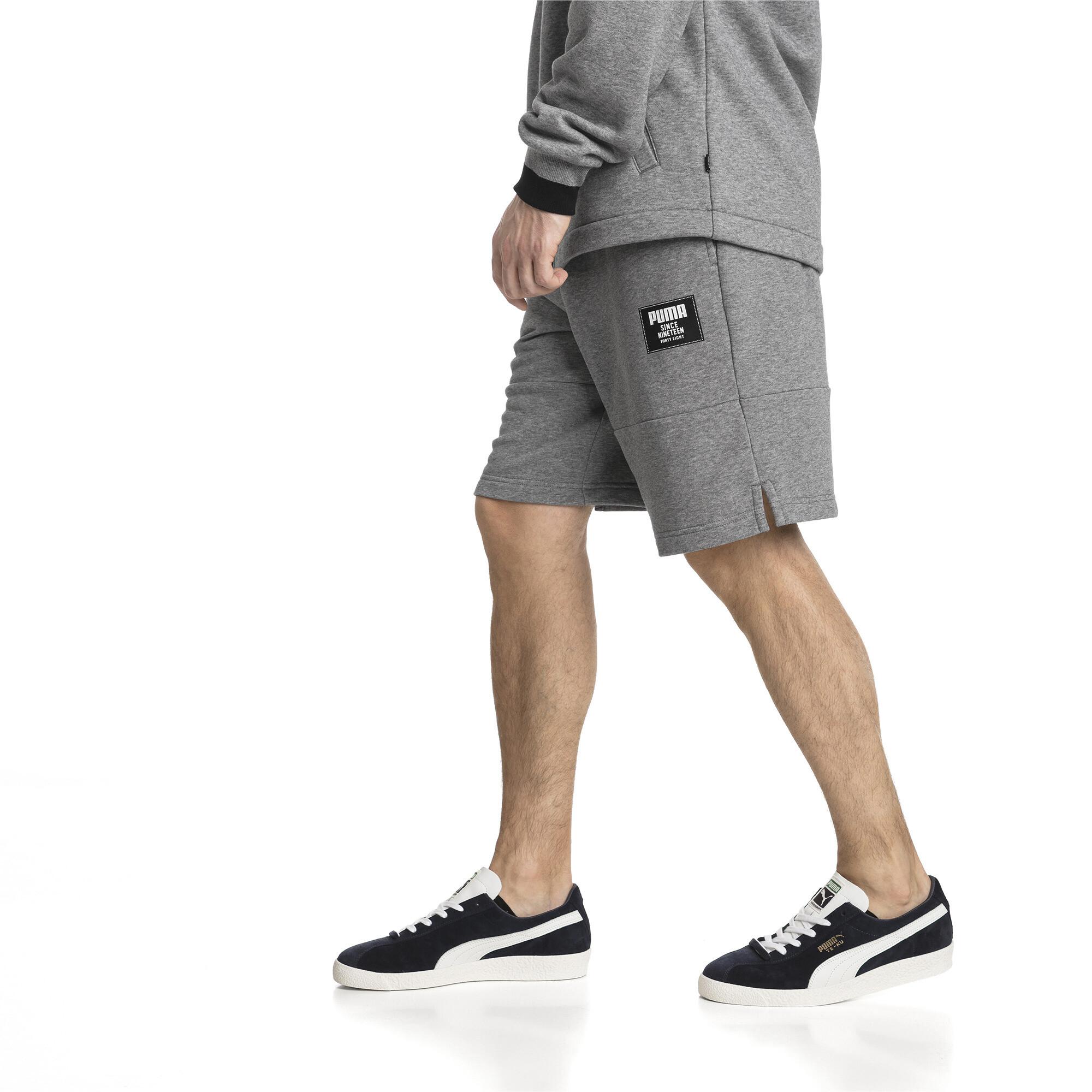 Image Puma Rebel Men's Block Shorts #1