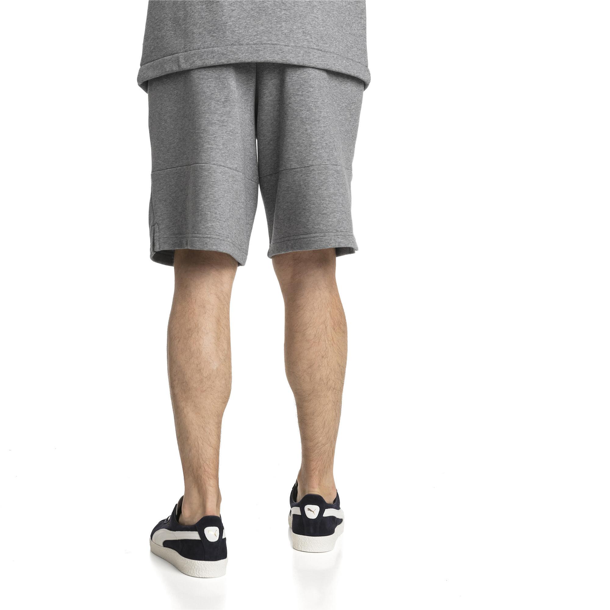 Image Puma Rebel Men's Block Shorts #2