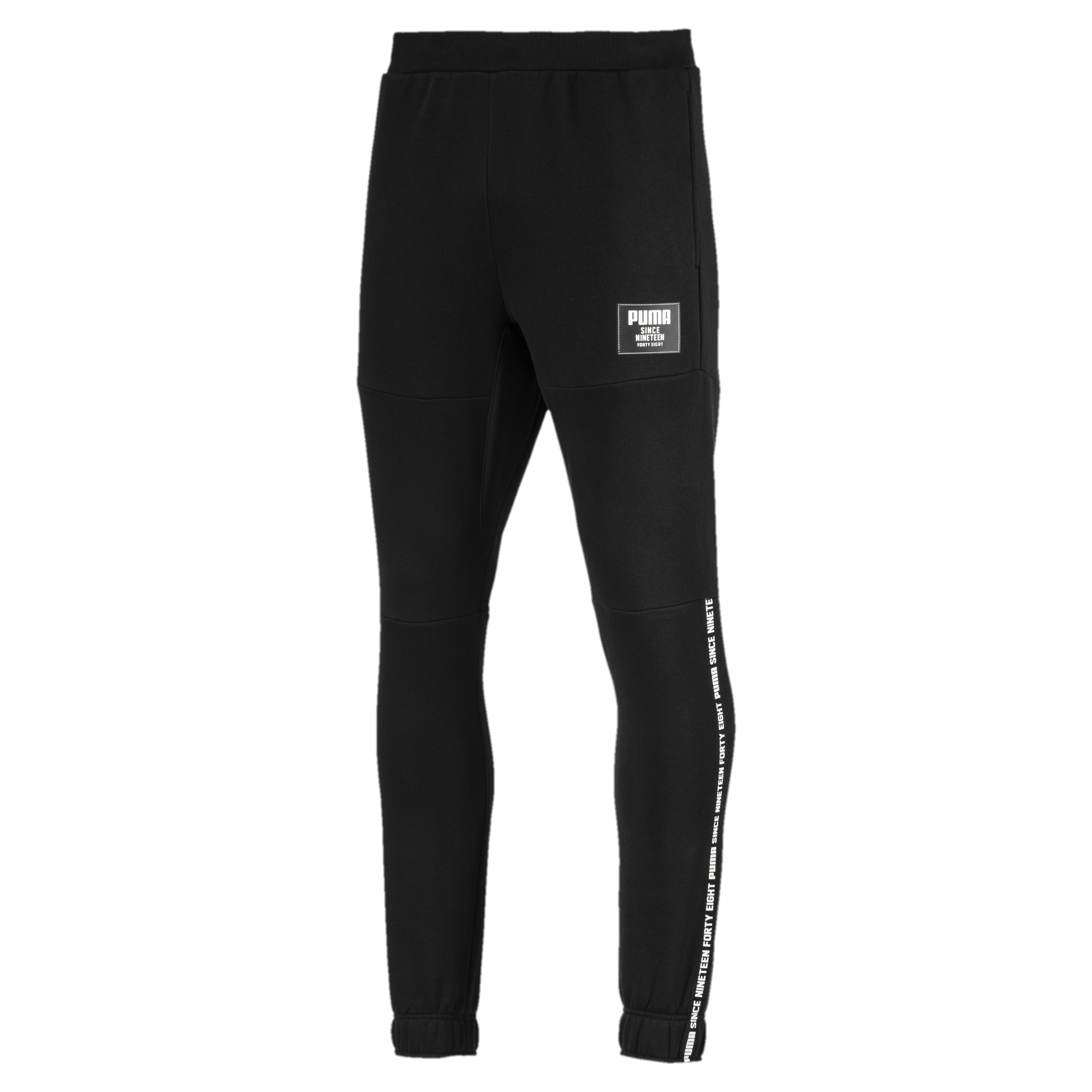 Image Puma Rebel Block Men's Pants #4