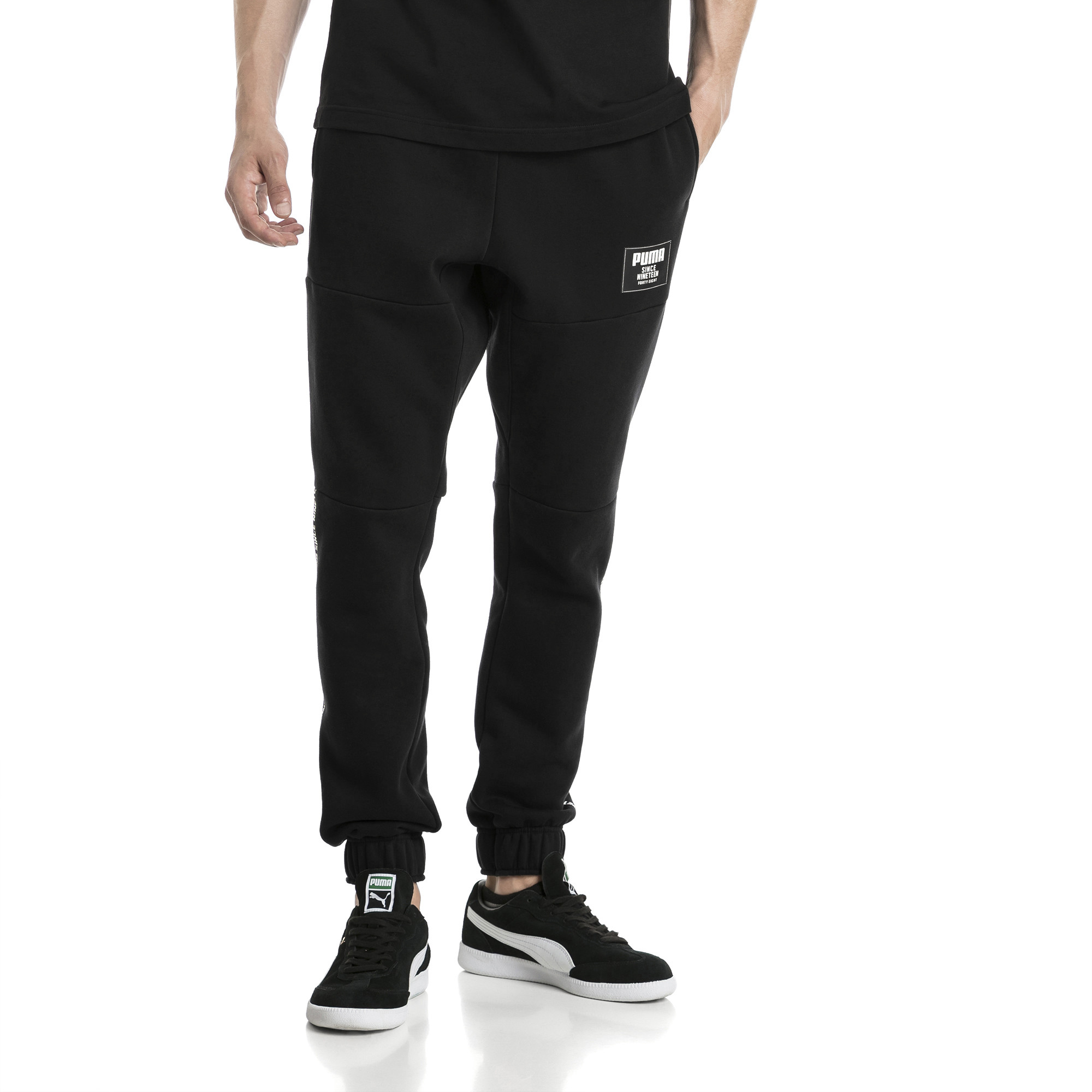 Image Puma Rebel Block Men's Pants #1