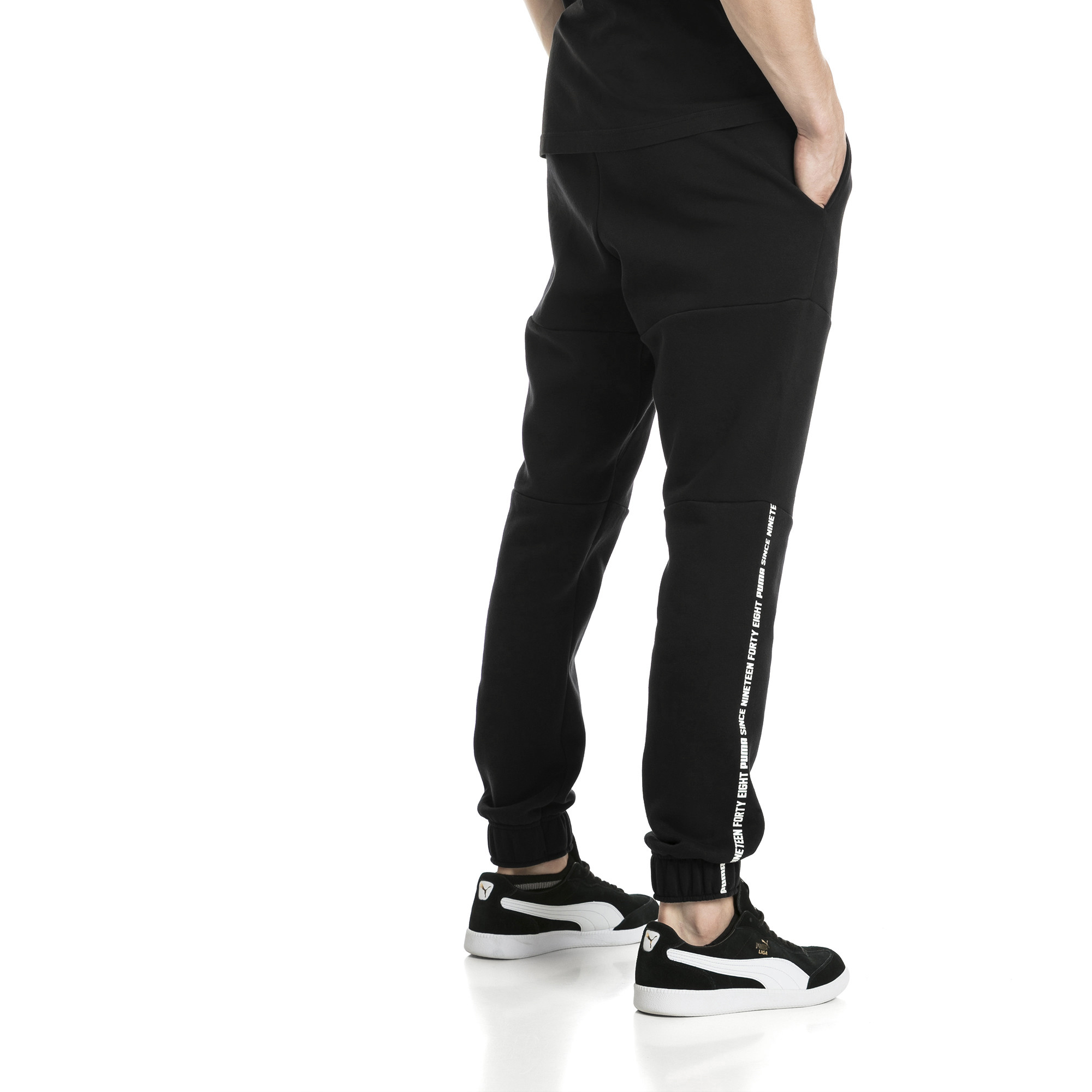 Image Puma Rebel Block Men's Pants #2