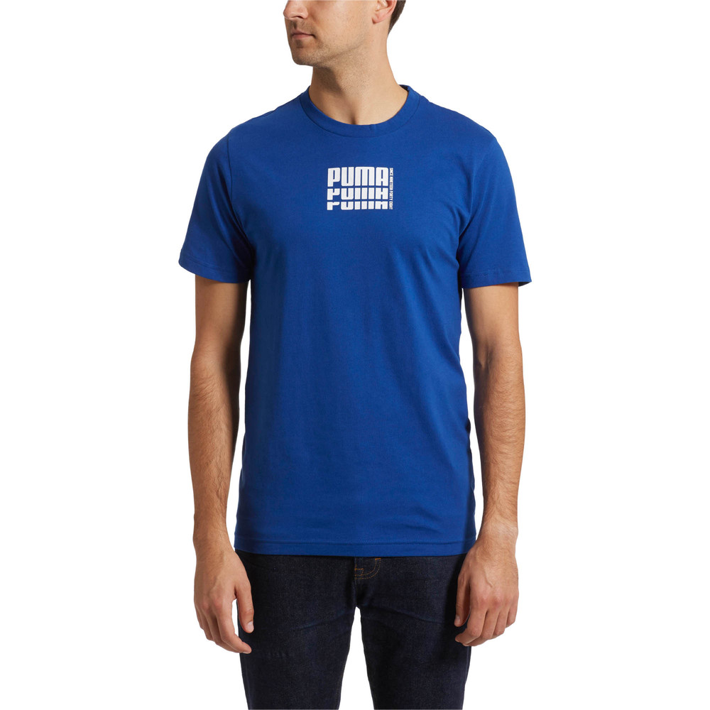 Image Puma Rebel Up Men's Basic Tee #2