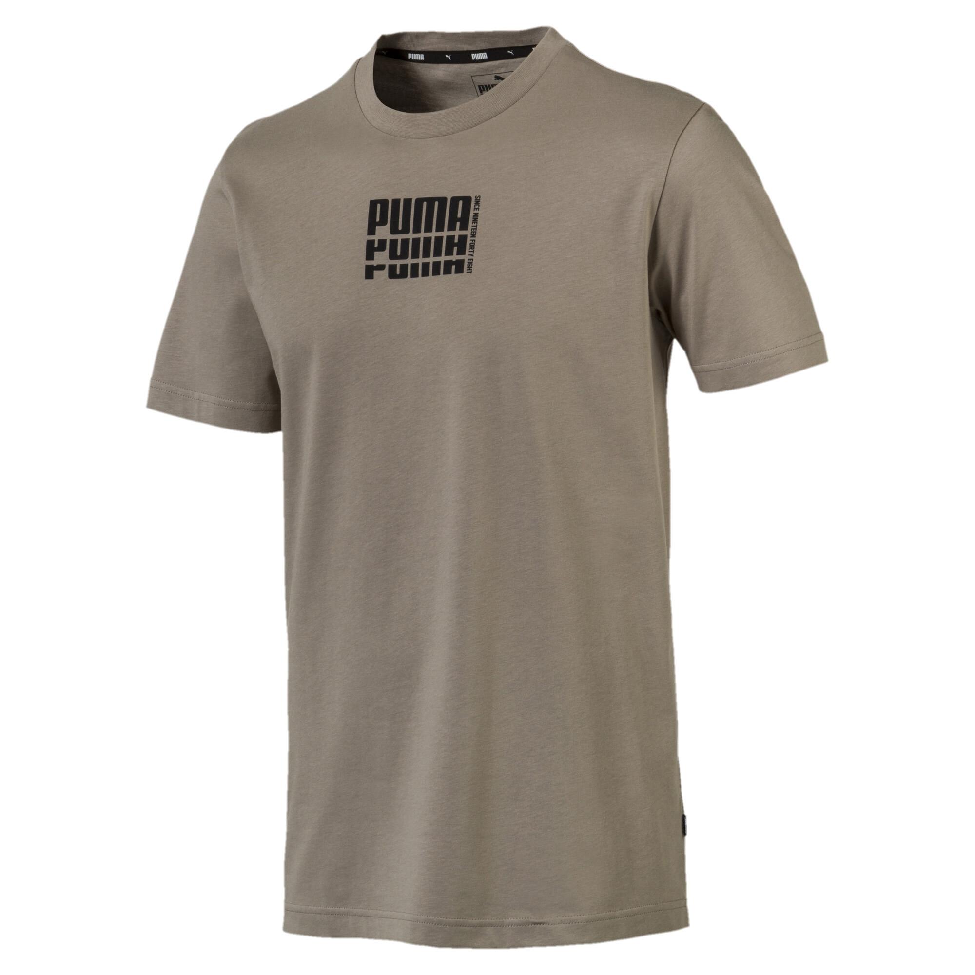 Image Puma Rebel Up Men's Basic Tee #2