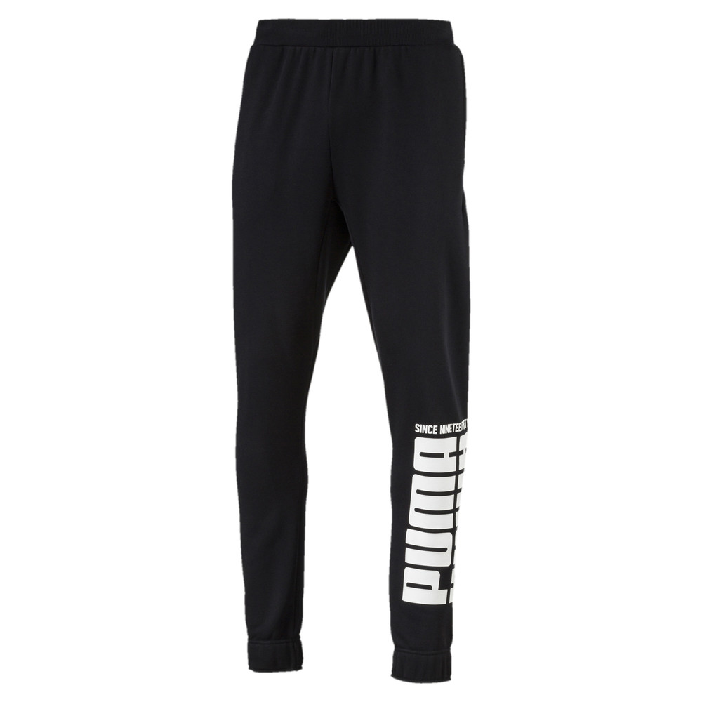 Image Puma Rebel Bold Men's Pants #1