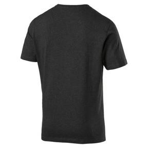 Thumbnail 3 of Tape T-Shirt, Dark Gray Heather, medium