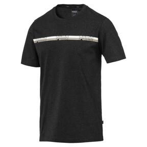 Thumbnail 1 of Tape T-Shirt, Dark Gray Heather, medium