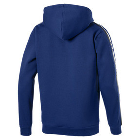 Thumbnail 3 of Men's Tape Full Zip Fleece Hoodie, 27, medium