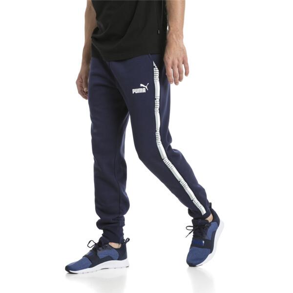 Puma Herren Tape Pants Hose 852418 Hosen Streetwear Herren