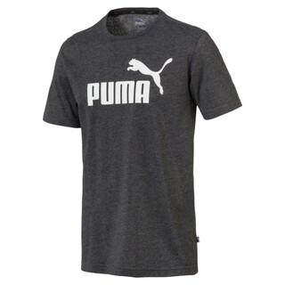 Image PUMA Camiseta Essentials+ Heather Masculina