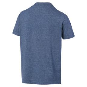 Miniatura 5 de Camiseta Essentials+ Heather, Gibraltar Sea Heather, mediano