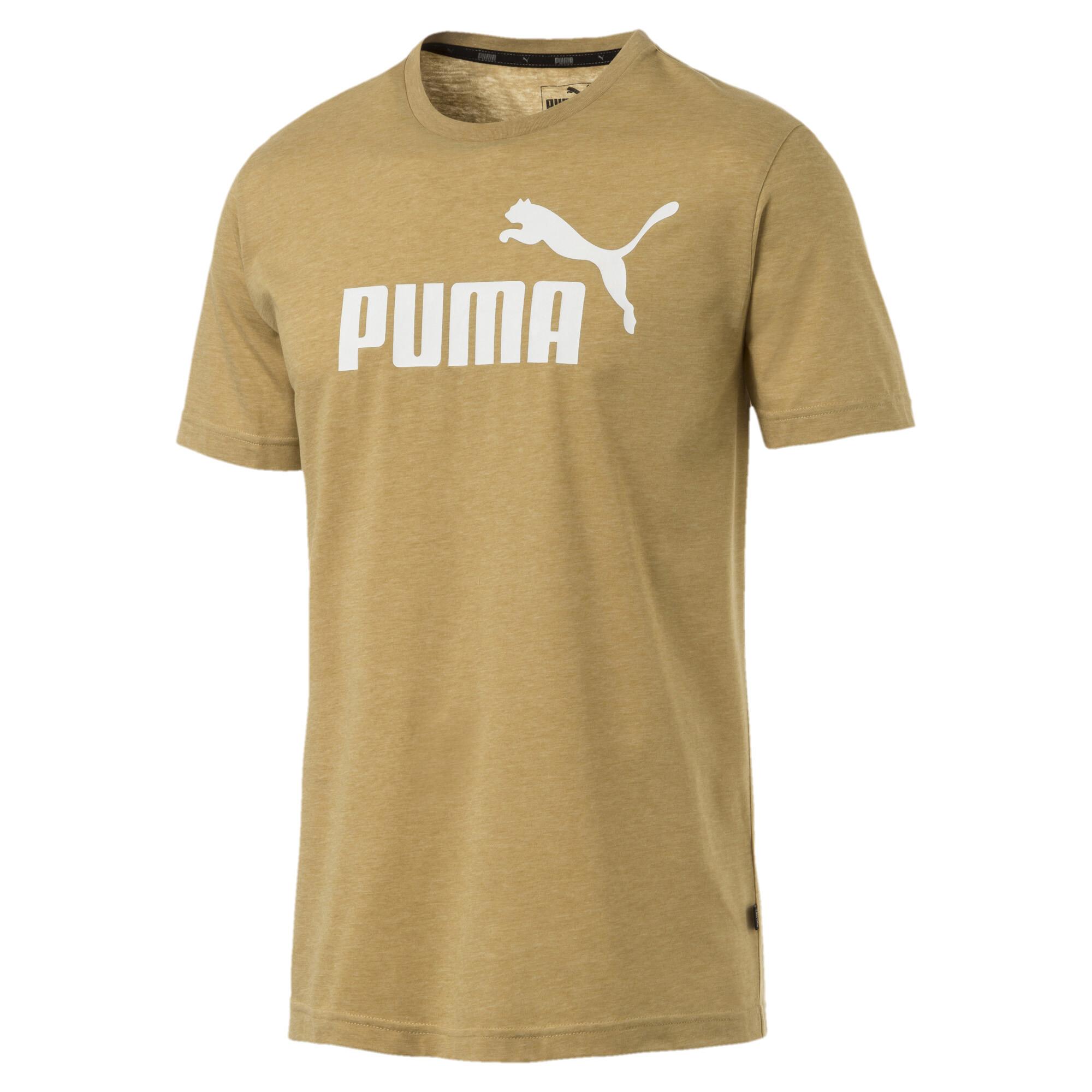 Image Puma Heather Men's T-Shirt #1