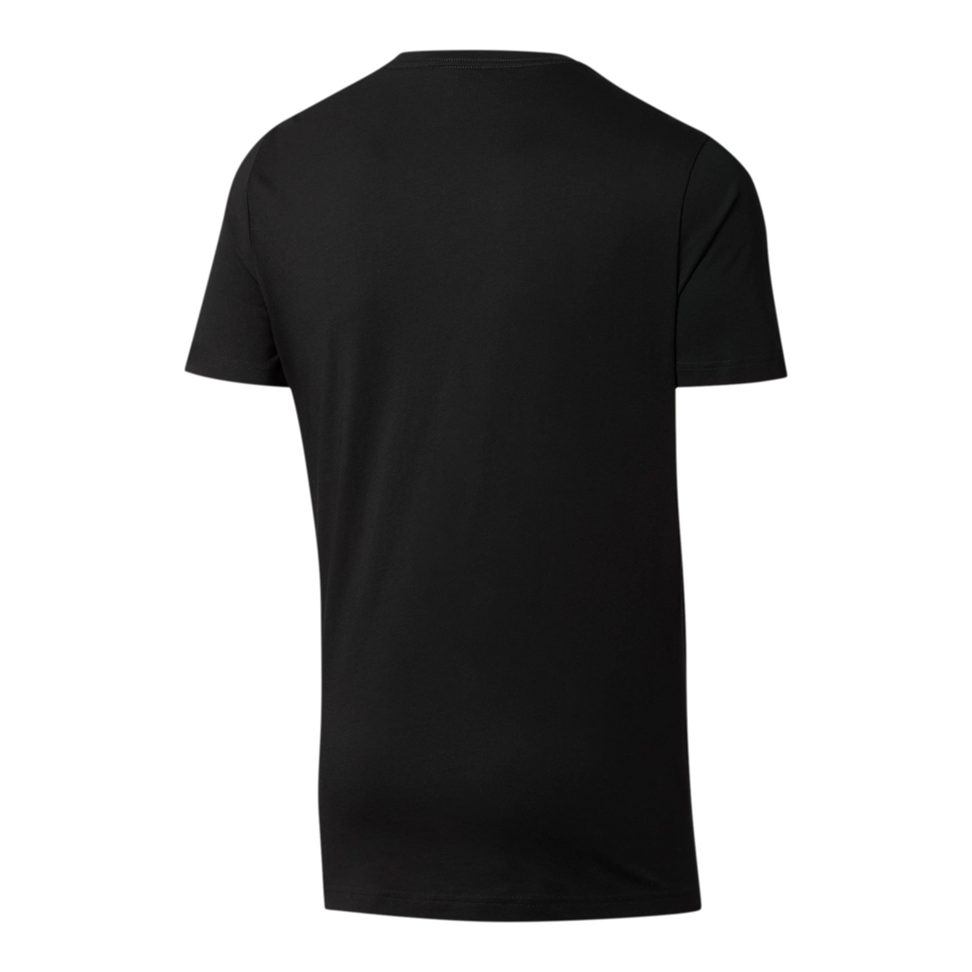 PUMA-Essentials-Men-039-s-V-Neck-Tee-Men-Tee-Basics thumbnail 6