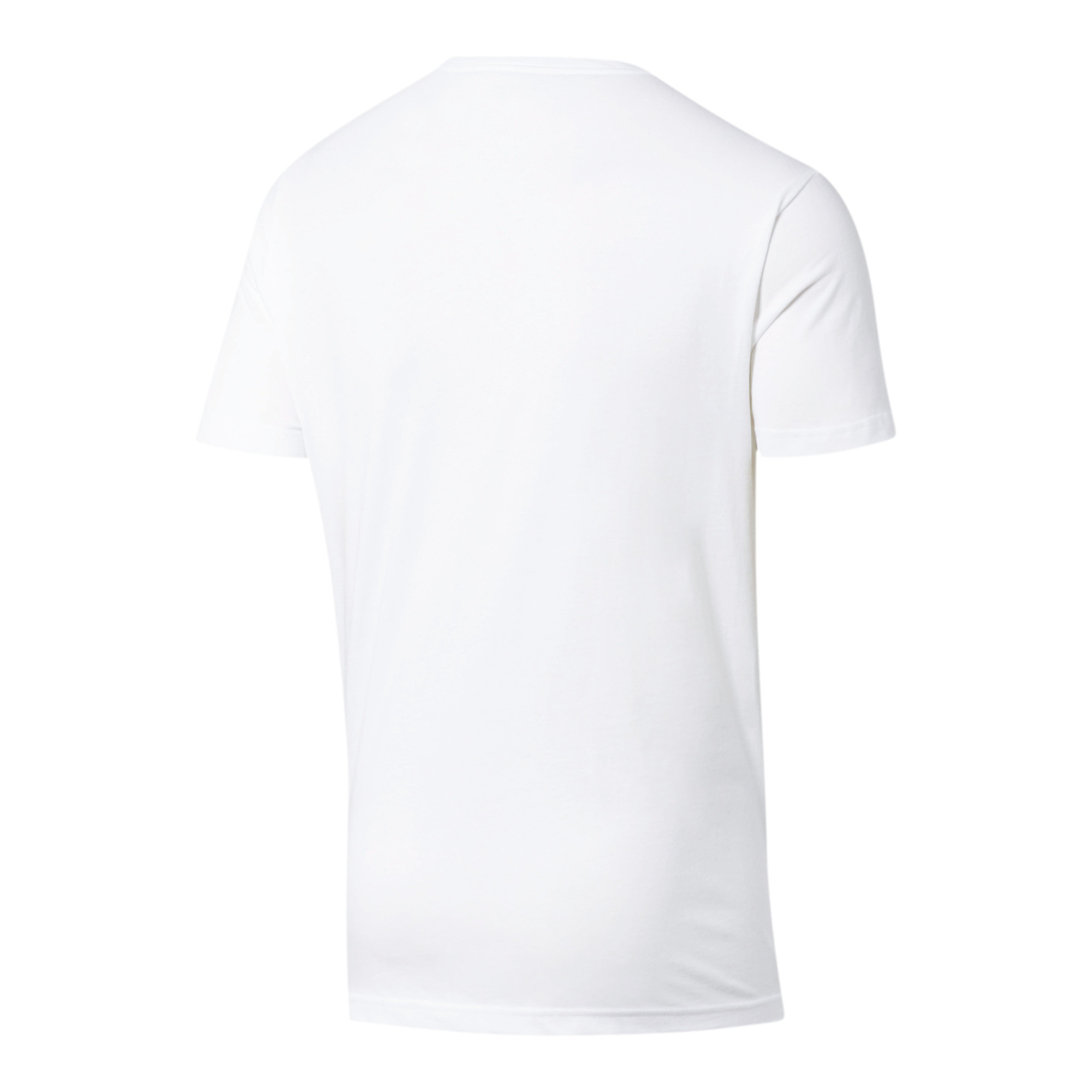 PUMA-Essentials-Men-039-s-V-Neck-Tee-Men-Tee-Basics thumbnail 10