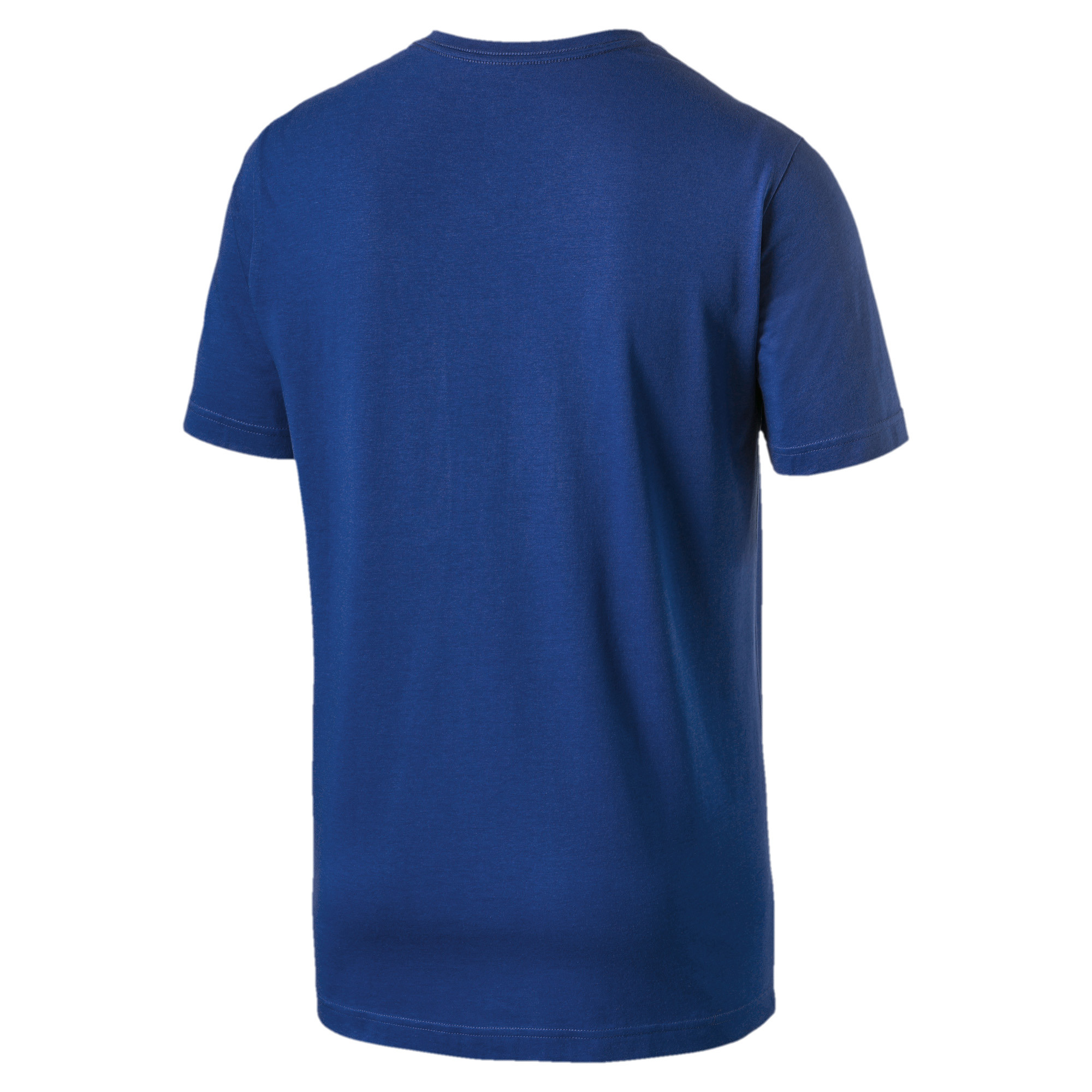 PUMA-Essentials-Men-039-s-V-Neck-Tee-Men-Tee-Basics thumbnail 25