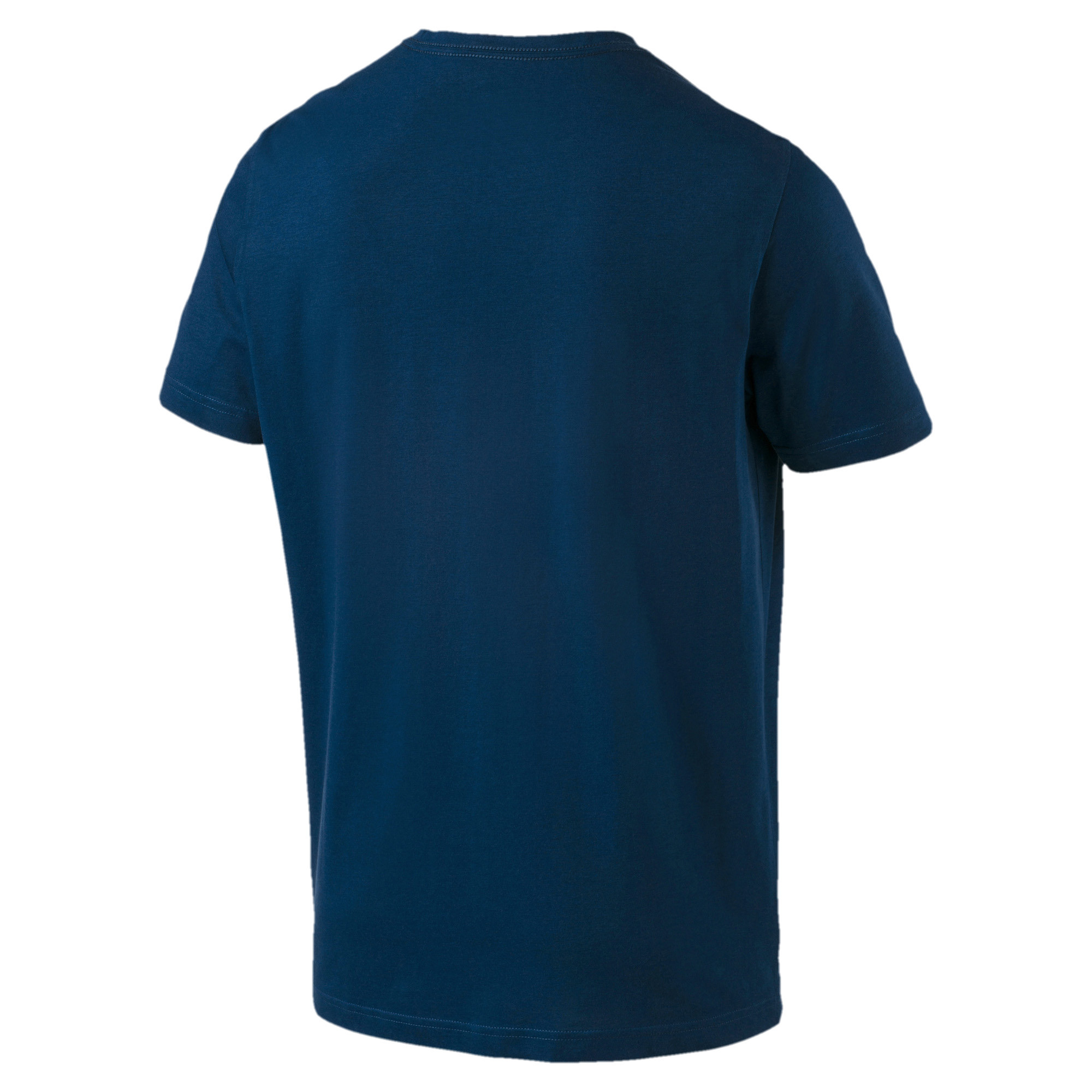 PUMA-Essentials-Men-039-s-V-Neck-Tee-Men-Tee-Basics thumbnail 29