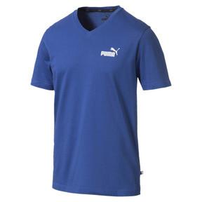 Camiseta con cuello en V de hombre Essentials