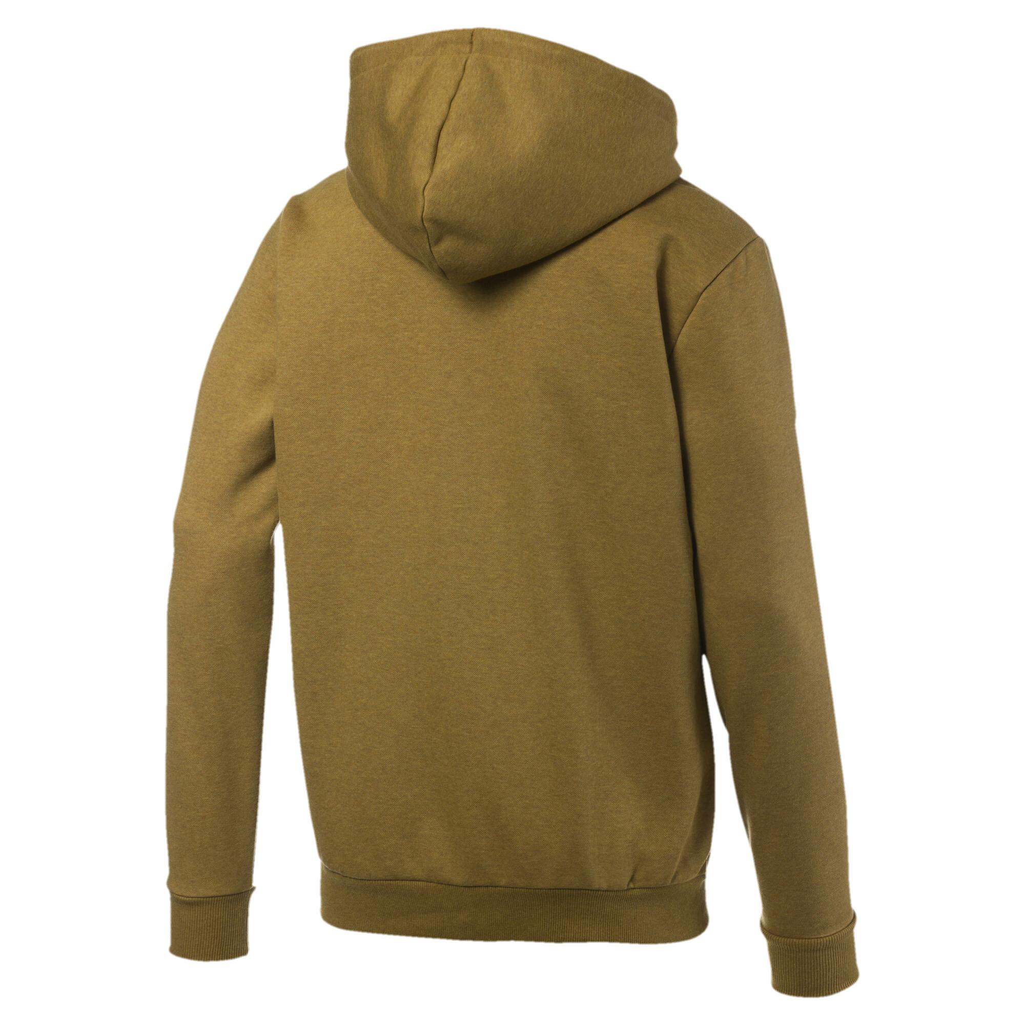 PUMA-Essentials-Men-039-s-Fleece-Hooded-Jacket-Men-Sweat-Basics thumbnail 21