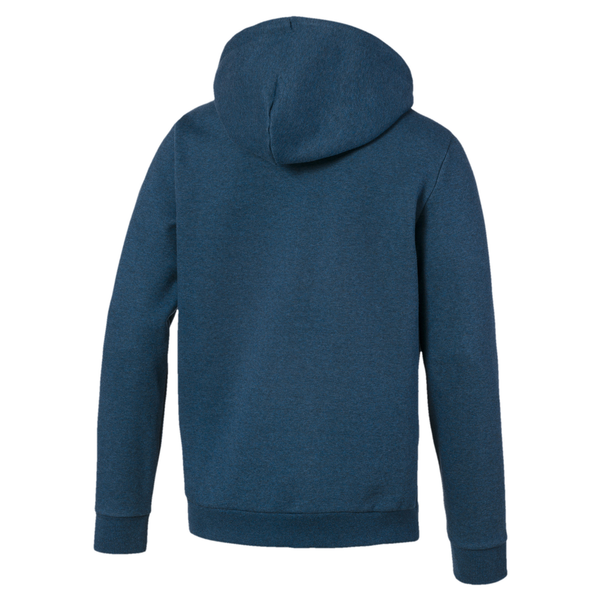 PUMA-Essentials-Men-039-s-Fleece-Hooded-Jacket-Men-Sweat-Basics thumbnail 16