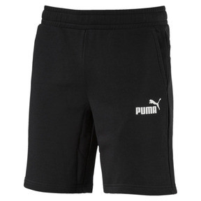 Thumbnail 1 of Essentials+ Slim Men's Shorts, Cotton Black, medium