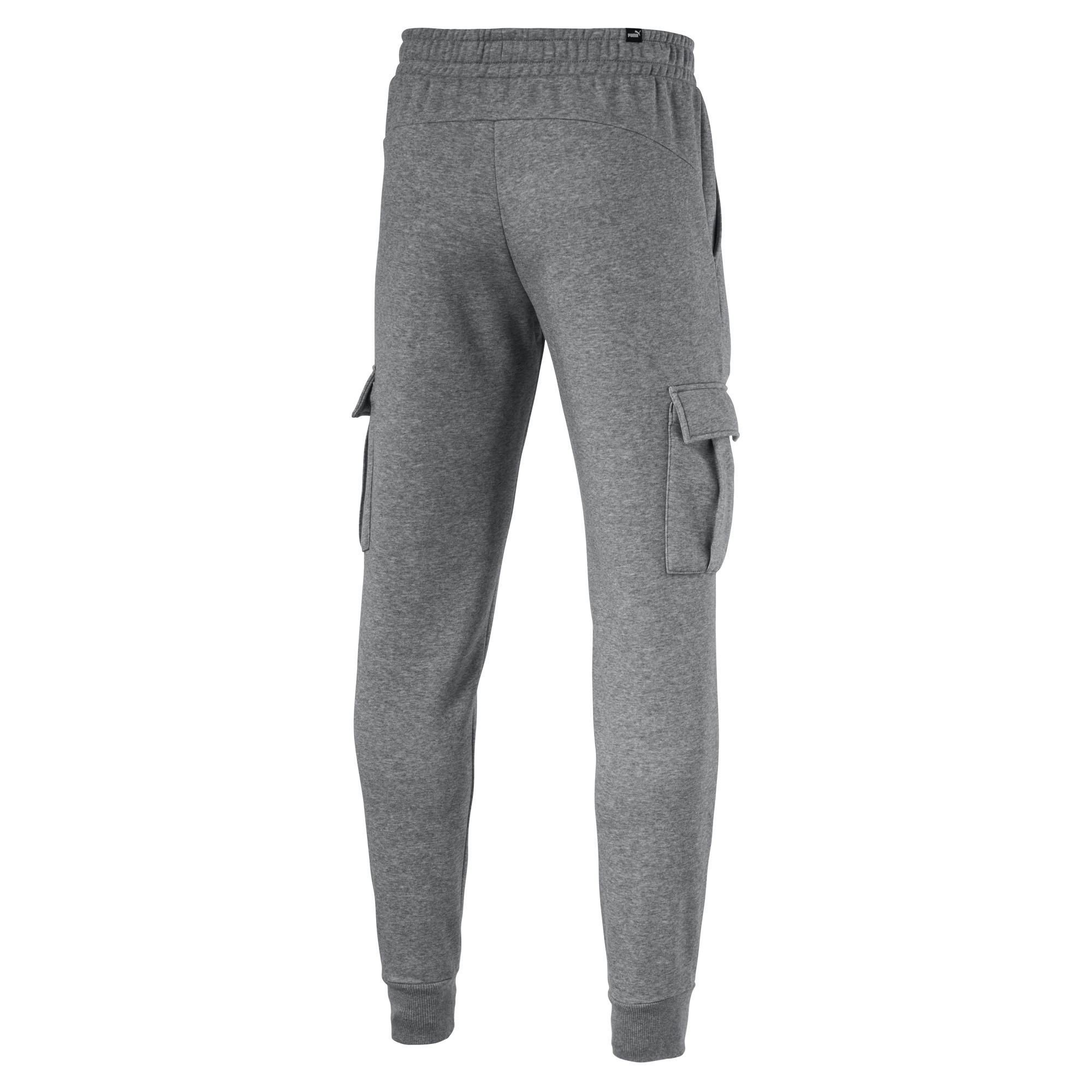 PUMA-Essentials-Men-039-s-Pocket-Pants-Men-Knitted-Pants-Basics thumbnail 3