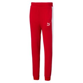 Thumbnail 1 of Classic T7 Boys' Track Pants, High Risk Red, medium