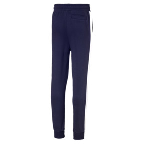Thumbnail 2 of Classics T7 Boys' Track Pants, Peacoat, medium