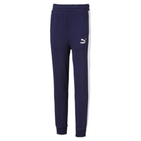 Thumbnail 1 of Classics T7 Boys' Track Pants, Peacoat, medium