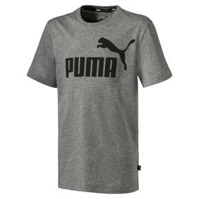 Thumbnail 1 van Must-have T-shirt voor jongens, Medium Gray Heather, medium