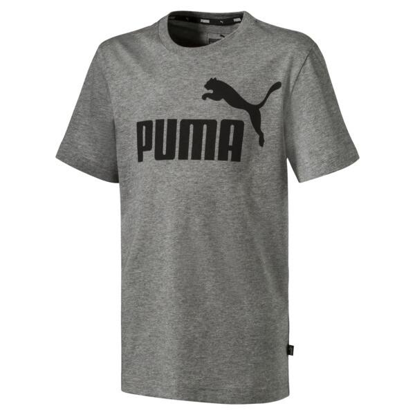Must-have T-shirt voor jongens, Medium Gray Heather, large