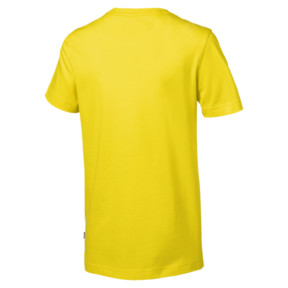Thumbnail 2 of Essentials Boys' Tee, Blazing Yellow, medium