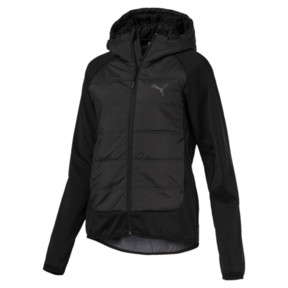 Thumbnail 1 of Hybrid Women's Padded Jacket, 01, medium
