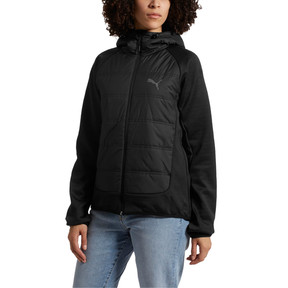 Thumbnail 2 of Hybrid Women's Padded Jacket, 01, medium