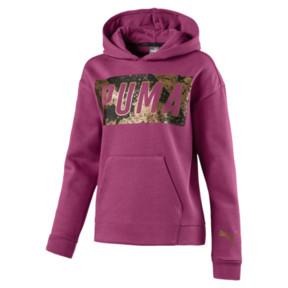 Thumbnail 1 of Style Girls' Hoodie, 26, medium