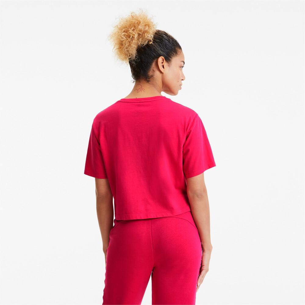 Image PUMA Camiseta Essentials+ Cropped Feminina #2