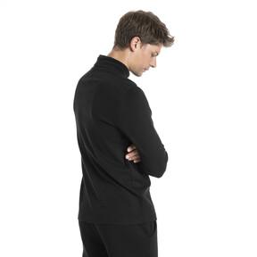Thumbnail 3 of Men's Turtleneck Sweater, Cotton Black, medium