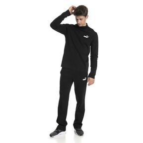 Thumbnail 5 of Men's Turtleneck Sweater, Cotton Black, medium