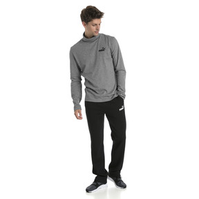 Thumbnail 5 of Men's Turtleneck Sweater, Medium Gray Heather, medium
