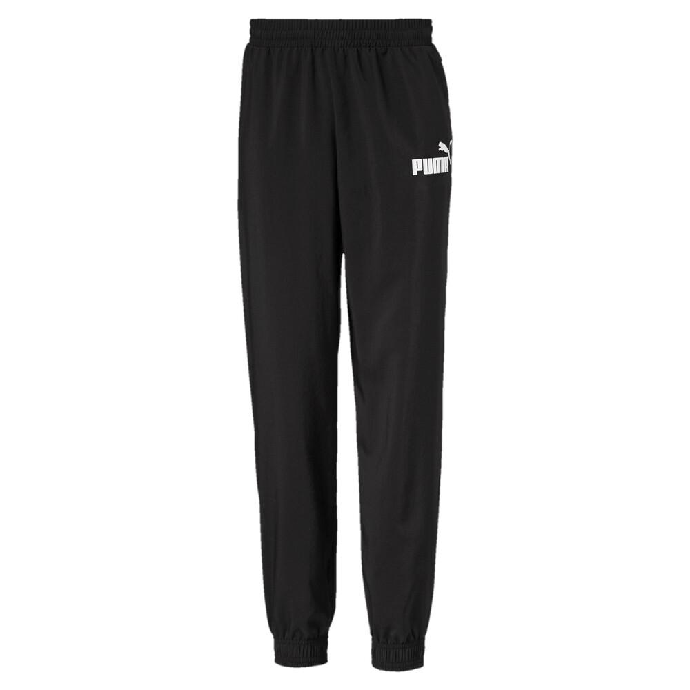 Image PUMA Essentials Woven Boys' Sweatpants #1