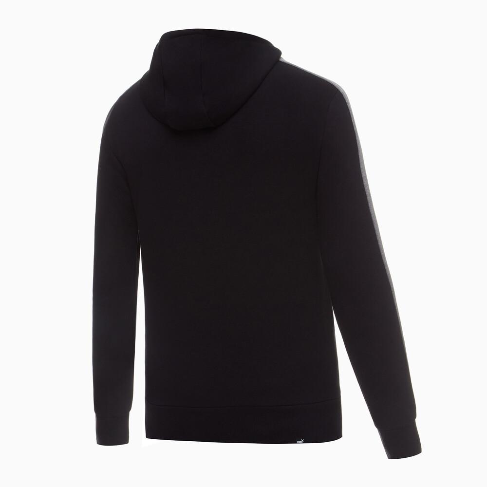 PUMA - female - Толстовка Contrast Hoody FL  – Cotton Black –, Черный